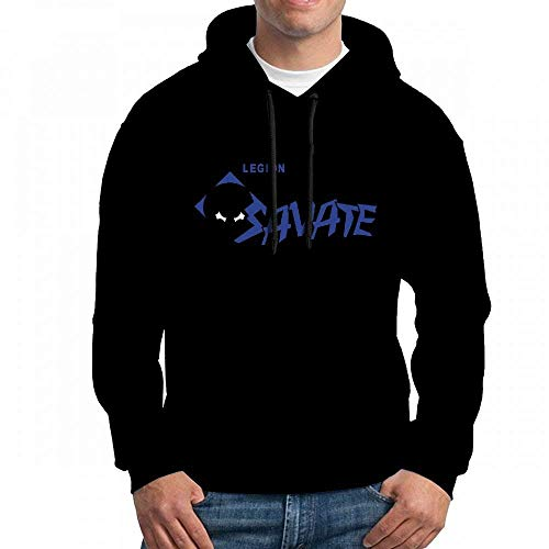 qingdaodeyangguo Customizable Personalized Savate Front Hoodies Sweatshirt