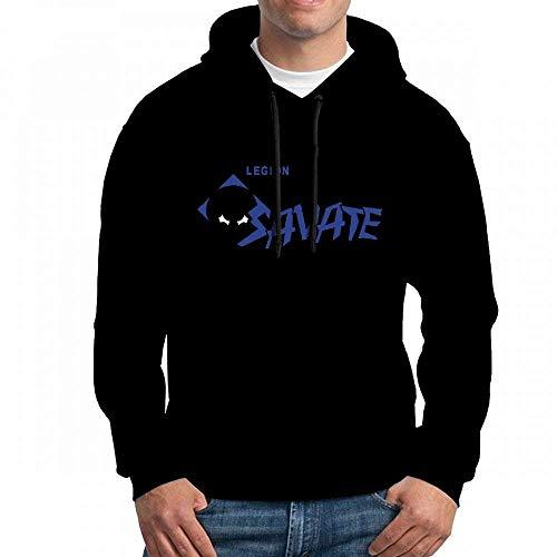 qingdaodeyangguo Customizable Personalized Savate Front Hoodies Sweatshirt