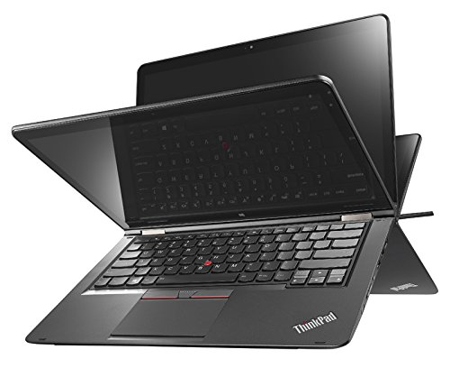 Lenovo ThinkPad Yoga 14 35,6 cm Notebook (Intel Core i5 5200U, 2,2GHz, 8GB RAM, 256GB HDD, Touchscreen, Win 8.1) , Nero