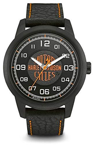 Harley-Davidson Orologio da uomo 78A116