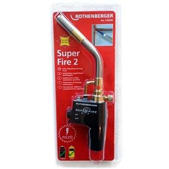 Rothenberger Superfire 2 Chalumeau de brasage