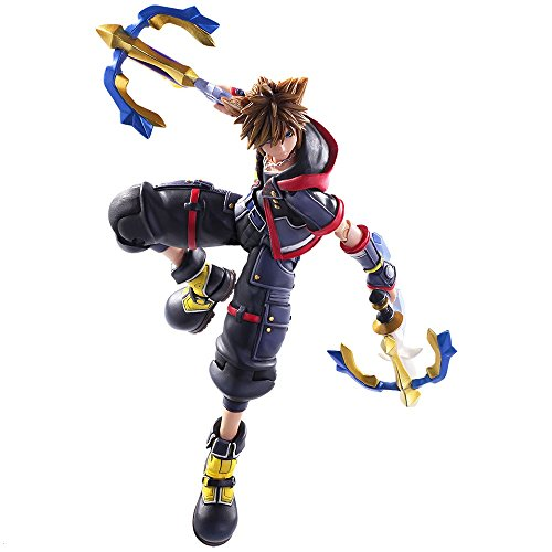 KINGDOM HEARTS III BRING ARTS - Sora [Square Enix] [Japanese Import]