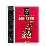 DeinDesign Hülle kompatibel mit BlackBerry Passport Handyhülle Case FC Bayern