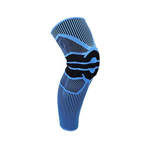 WESYYKniebandage Kniestütze mit Schmerzlinderung&Stabilität Wunderbare Rutschfestigkeit&Atmungsaktivität geeignet für Meniskusriss,ACL-Verletzung, Gelenkkrankheiten, Volleyball,Jogging