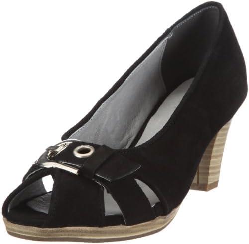 Andrea Conti 0591184 0591184 - Zapatos de vestir de ante para mujer
