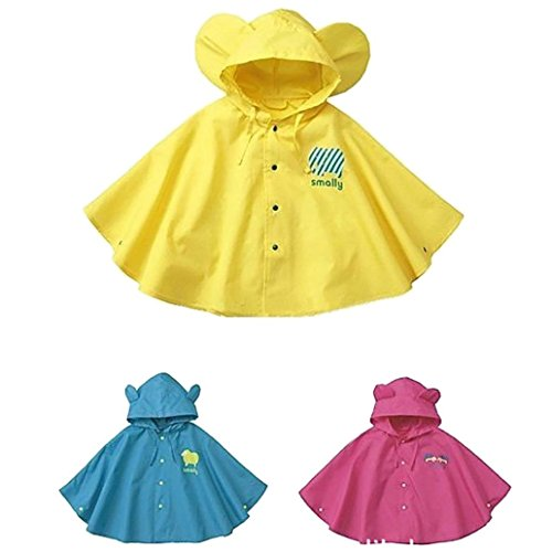 Zmigrapddn Cute Cartoon Duck Children Rainwear e87dacd34a6d
