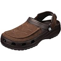 Crocs Men's Yukon Vista Clogs, Brown (Espresso/Espresso 22z), 9 UK (43/44 EU)