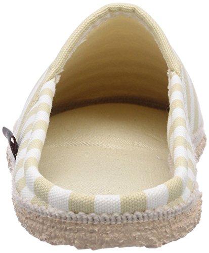 Giesswein Pirmasens, Pantofole Donna Beige (Natur)