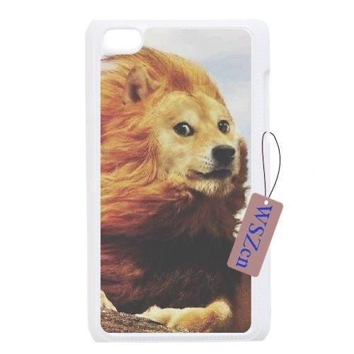Doge hard Back Durable case for iPod Touch 4, DIY Doge case