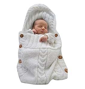 jiaqinsheng nouveau n couverture nid pour b b couverture en laine pour b b sac de couchage. Black Bedroom Furniture Sets. Home Design Ideas