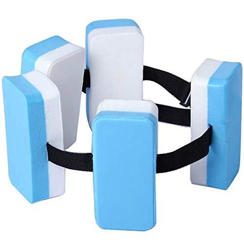 SWZY Schwimmgürtel, Schwimmgurt Verstellbarer Schwimmgurt Kinder Erwachsene Einstellbar für Sichere Schwimmhilfen