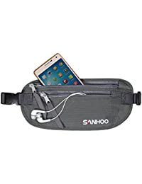 New In Imported Product RFID Blocking Money Belt - Waist Stash - Passport Holder - Lifetime Warranty
