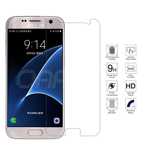 Ausgeglichenes Glas-Film, Schirm-Schutz, Tempered Glass for Galaxy S7 S6 A3 A5 A7 Screen Protector Film Explosion Proof for Note 3 4 5 Glass A5 2017 Version - Galaxy 4 Fall Max S4
