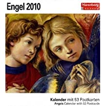 Harenberg Postkarten-Kalender Engel 2010