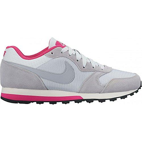 Nike 749869-007 Sportschuhe, Damen Hell-Grau