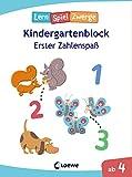 Die neuen LernSpielZwerge - Erster Zahlenspaß: Kindergartenblock ab 4 Jahre -