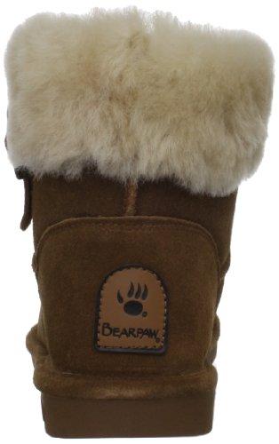 Bearpaw Abby, Boots femme Marron (Hickory)