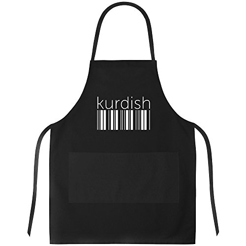 Idakoos Kurdish barcode - Languages - Apron