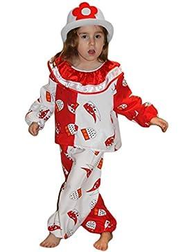 brandsseller - Vestido - suéter - para niña