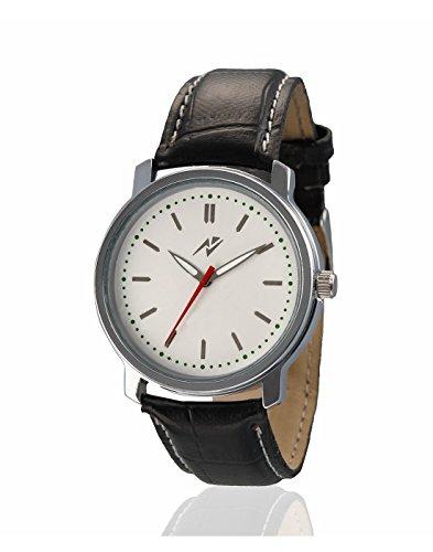 Yepme Delure Men's Watch - White/Black - YPMWATCH1629 image