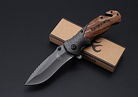 Regulus Knife High quality folding knife with box - Rear locking x50