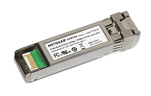 Netgear AXM764-10000S 10GE LR-Lite SFP + Modul - Netgear Wireless Powerline