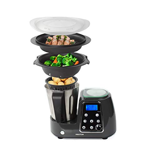 PRIXTON   Robot De Cocina Multifuncion Prixton Kg200