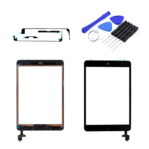 n für das IPAD Mini | LCD Front Bildschirm Set inkl. DIY Reparatur-Set ()
