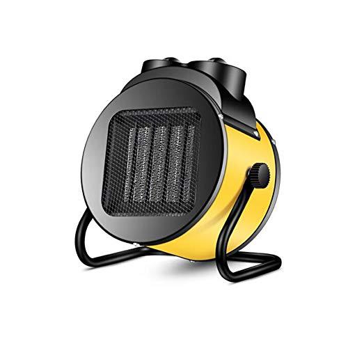 Radiateurs électriques CJC Électrique Chaufferettes Portable PTC Céramique Ventilateur 2000W 2 Chaleur Réglages Thermostat Sécurité Couper