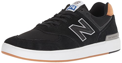 Sneaker New Balance Zapatos New Balance 574 Negro-Marron (EU 42.5 / US 9