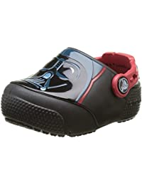 crocs Jungen Fun Lab Lights Darth Vader Clogs