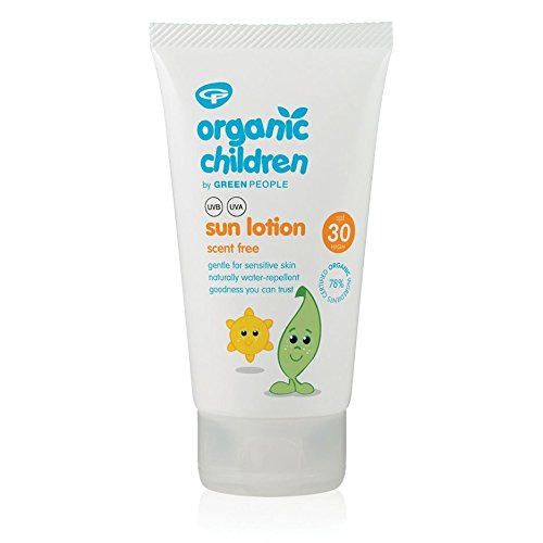 Green People Company | Childrens Sun Lotion SPF 30 | 6 x 150ml -