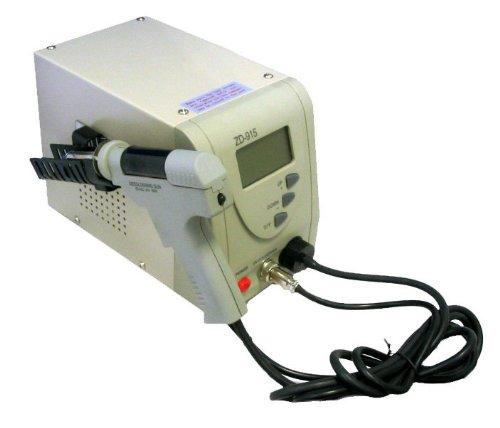 Preisvergleich Produktbild edi-tronic Digitale professionelle Entlötstation 80W ZD-915 Vakuumpumpe - digital