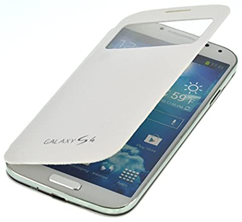 Phone Star Coque à rabat avec fenêtre pour Samsung Galaxy S4i9500/i9505