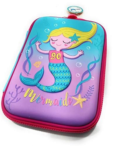 FunBlast Multipurpose Zipper Pencil Case, Pen & Pencil Pouch Bag Case for School Supplies for Kids (Pari)