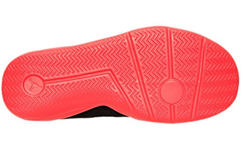 Nike Jordan Reveal Bg, espadrilles de basket-ball garçon Noir (Black (noir / or pièce infrarouge MTLC 23))