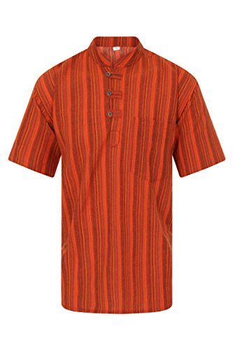 ThaiUK - Chemise casual - Homme red