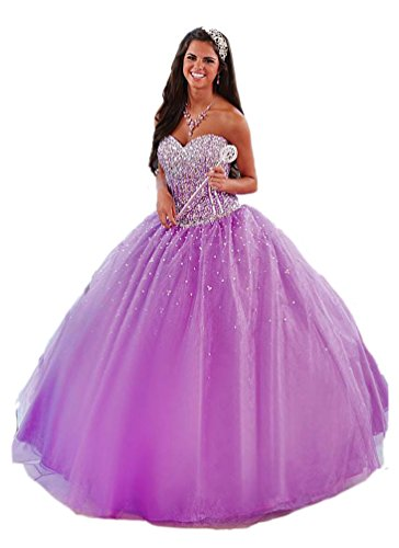 Engerla Damen Kleid Gr. 30, Lilac