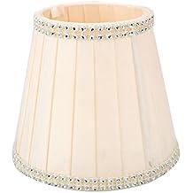 Gladle fuego de lámpara de estilo Vintage europeo para aplique Chandelier Candle Crystal Lamp