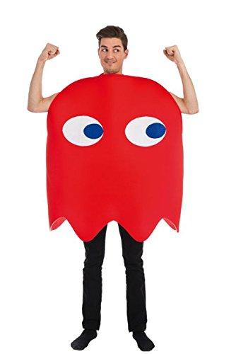 Gespenst rot Erwachsene (Rote Fee-kostüme Für Erwachsene)