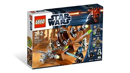 LEGO Star Wars 9491 - Geonosian - Clone Lego Star Wars Kashyyyk Trooper
