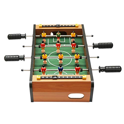 Table Football Kids Toys Children's Educational Toy 3-10 Year Old Children's Toy Gift 4-seat Machine Gift Family Game Machine Wood Arcade & Table Games