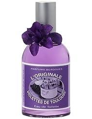 L'Originale Violette de Toulouse Eau de Toilette Vaporisateur 110 ml