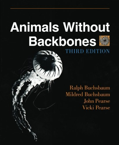Animals Without Backbones: An Introduction To The Invertebrates (New Plan Texts at the University of Chicago)
