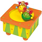 Small Foot Company 7596 - Spieluhr Clown