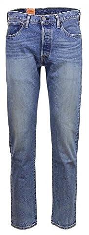 Levis 501 Original Fit Herren Jeans , Farbe:blau;Weite/Länge:W34/L34