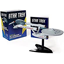 Star Trek: Light-up Starship Enterprise (Running Press Mini Kits)