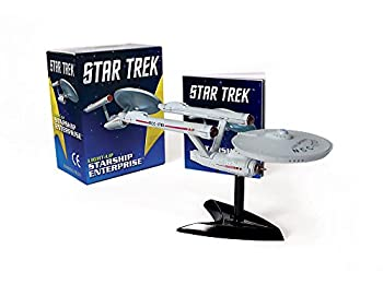 Star Trek: Light-Up Starship Enterprise (Miniature Editions)