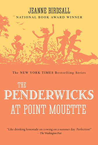 The Penderwicks at Point Mouette por Jeanne Birdsall