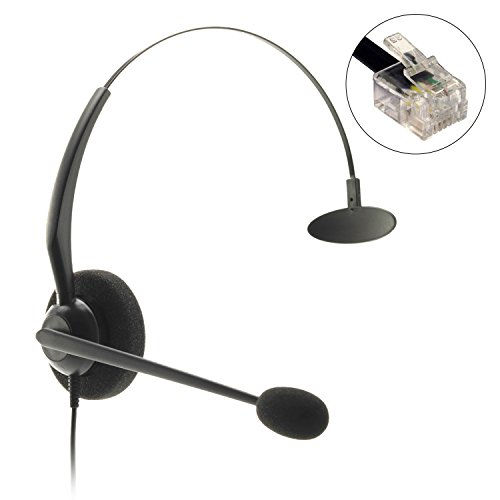JPL Monaural Office mit Headset (RJ11)